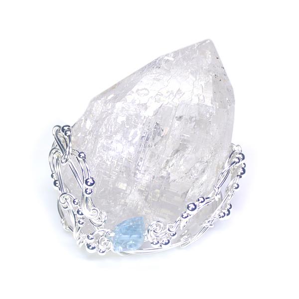 画像1: ヒマラヤエレスチャル水晶オブジェ